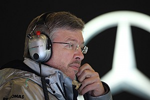 Formula 1 Wealth has not dimmed Brawn's drive