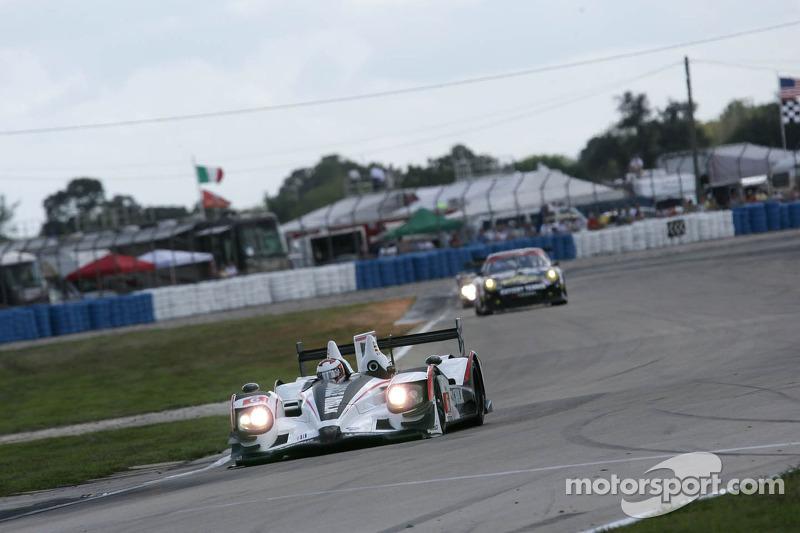Muscle Milk Pickett Racing Sebring Thursday report