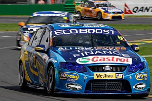 Supercars Two From Two For Frosty at Albert Park
