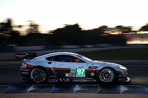 WEC Aston Martin Racing Sebring race report