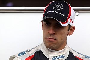 Formula 1 Williams 'not far' from top teams - Maldonado
