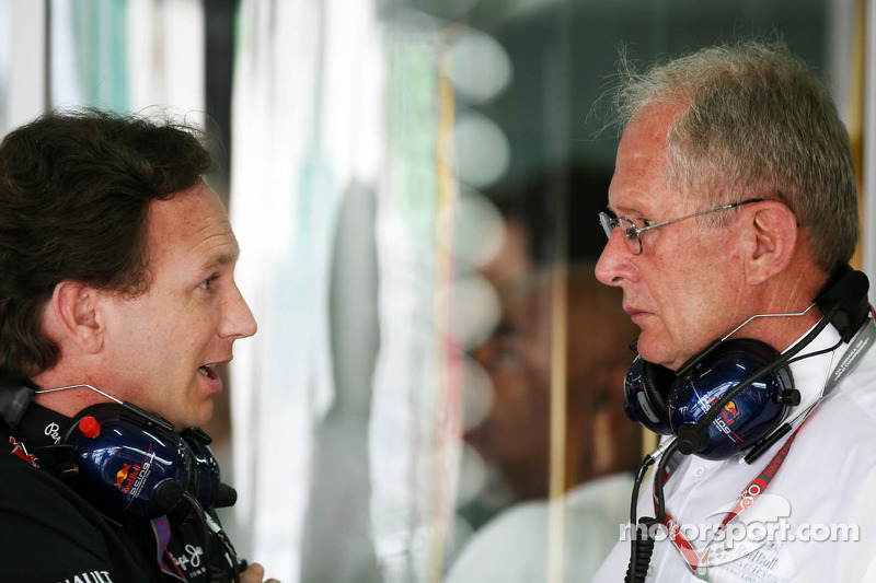 Red Bull 'has signed new Concorde' - Marko
