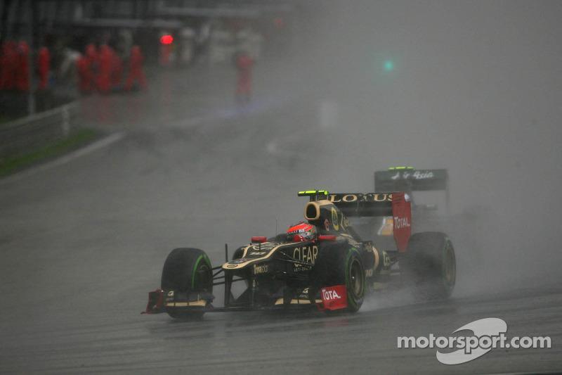 Lotus Malaysian GP - Sepang race report
