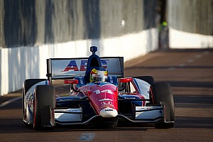 IndyCar Mike Conway St. Pete race report