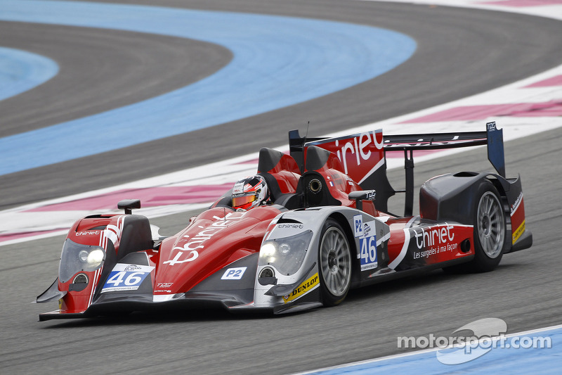 ORECA begins its European campaign !