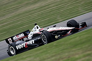 IndyCar Team Chevy Racing Birmingham race report
