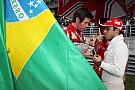 Barrichello tells Massa to remember F1 joy