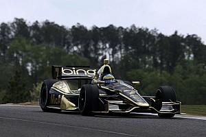 IndyCar Lotus Racing Birmingham race report