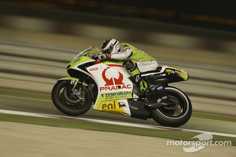 Pramac Racing Qatar GP race report