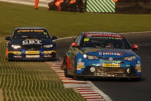 BTCC Series set for more thrills 'n spills at Donington