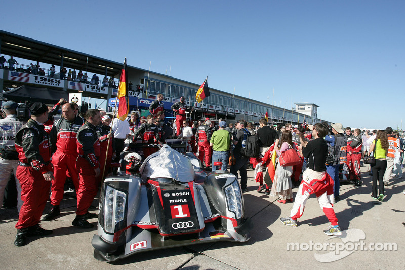 Spa Grid Reaches 42 Car Maximum Capacity