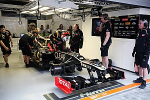 Formula 1 Lotus now considering 'super-dooper-DRS'