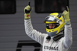 Formula 1 Nico Rosberg commands Chinese GP for his maiden victory in Shanghai