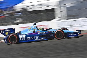 IndyCar  KV Racing Long Beach race report