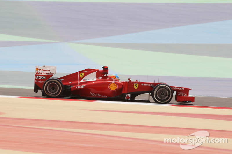 Ferrari is 'sixth or seventh' best team in 2012