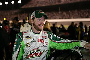 NASCAR Cup Earnhardt Jr. discusses progressive banking and other topics with Kansas media