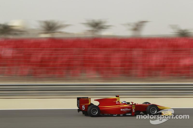 Racing Engineering Bahrain qualifying report