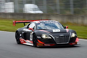 Blancpain Sprint Audi on pole at Zolder after Porsche penalty
