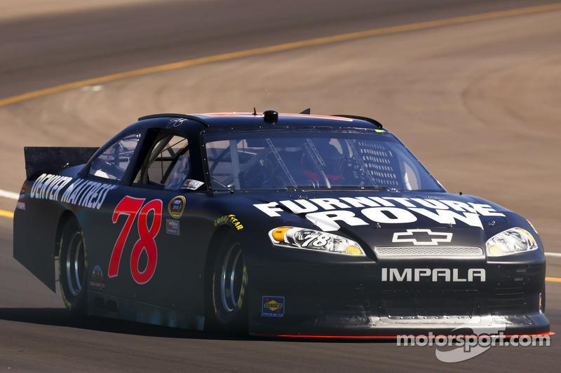 Regan Smith finishes 24th in Kansas