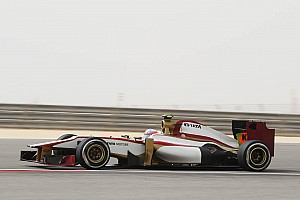 Formula 1 HRT Bahrain GP - Sakhir qualifying report