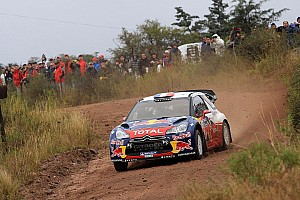 WRC Loeb adds seconds to his lead over Hirvonen on leg 2 of Rally Argentina
