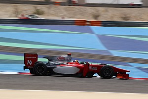 GP2 Scuderia Coloni Bahrain II qualifying report