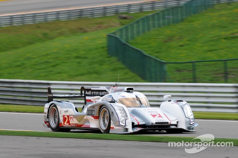 Audi 6 Hours of Spa qualifying report