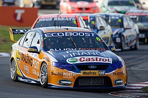 Supercars Davison takes race 2 win in Trading Post Perth Challenge