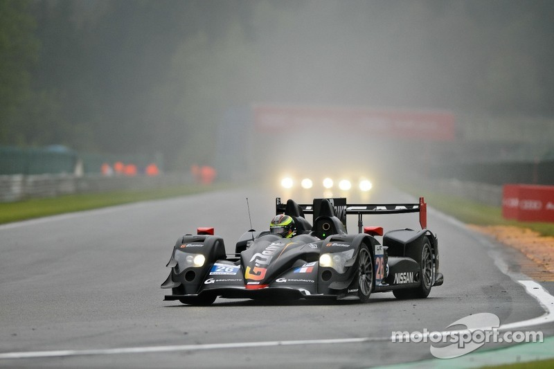 Signatech-Nissan 6 Hours of Spa race report