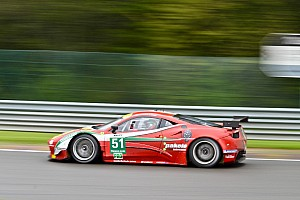 WEC AF Corse 6 Hours of Spa race report