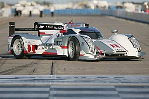 WEC Audi R18 hybrid makes debut at 6 Hours of Spa
