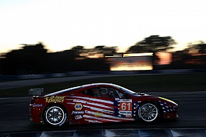 WEC AF Waltrip Racing names Vickers for Spa and Le Mans