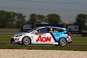 WTCC James Nash Race of Slovakia qualifying report