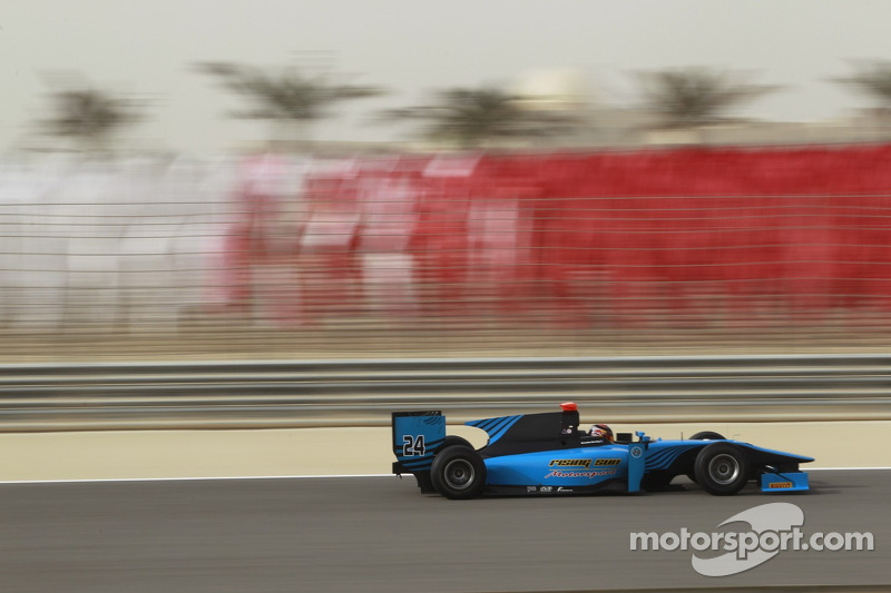 Ocean Racing Technology aims for new points in Bahrain II