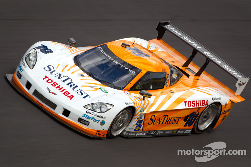 SunTrust Racing seeking a 5th podium finish at New Jersey