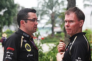 Formula 1 Lotus - Boullier on the Spanish GP