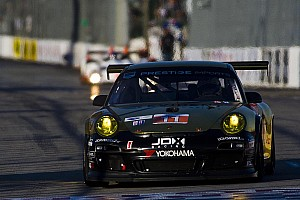 ALMS Porsche looks to climb into championship chase at Laguna Seca