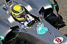 Mercedes Spanish GP Friday report