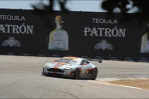 ALMS Aston Martin Laguna Seca qualifying report