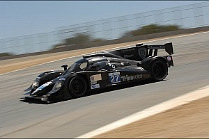 ALMS Dempsey Racing Laguna Seca qualifying report