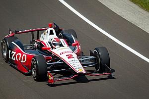 IndyCar Team Penske Indy 500 practice day 2 report