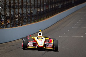 IndyCar Chevrolet Racing Indy 500 practice day 4 report