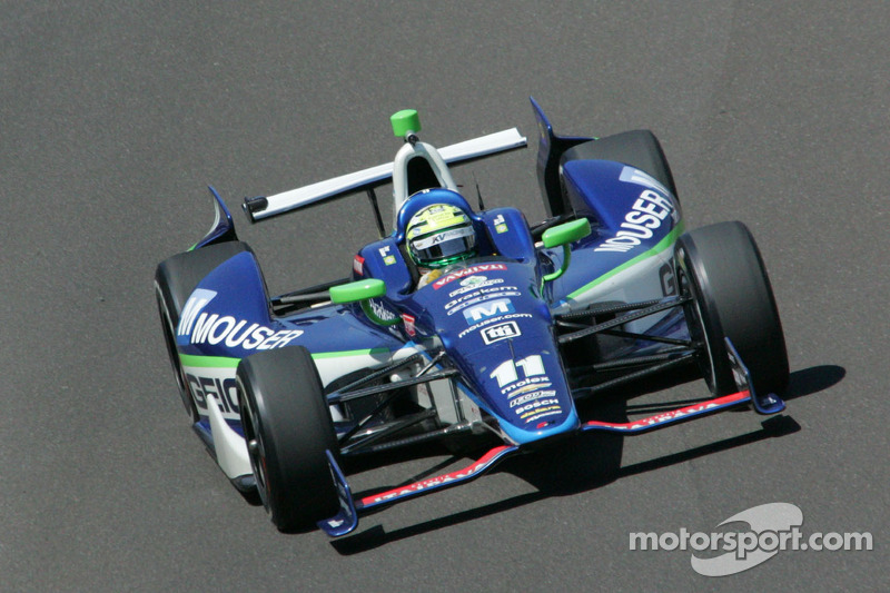 KV Racing Indy 500 practice day 6 report