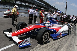 IndyCar Cunningham leads final Honda Indy 500 qualifiers