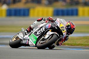 MotoGP LCR's Bradl takes career best 5th at Le Mans