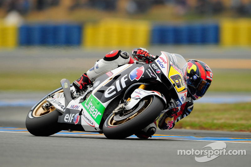 LCR's Bradl takes career best 5th at Le Mans