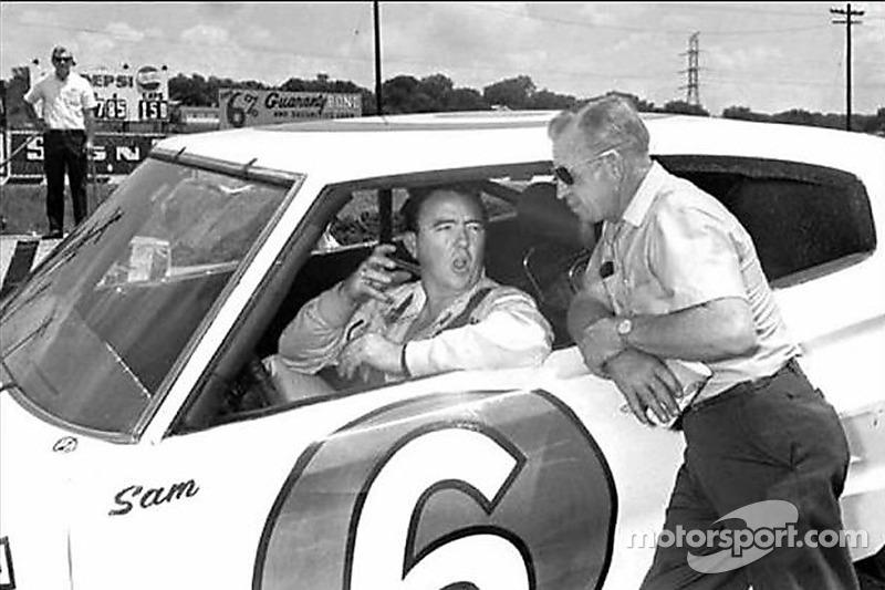 Five legends set for 2013 NASCAR Hall of Fame status