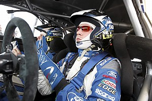 WRC Ford goes for gold in Greece as Latvala returns from injury