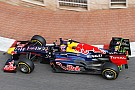 Red Bull team shares Monaco memories during rainy Thursday
