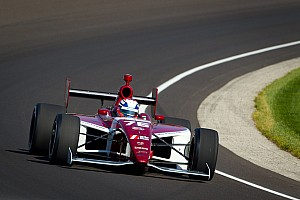Indy Lights Jeffrey Mark Motorsport Indianapolis race report